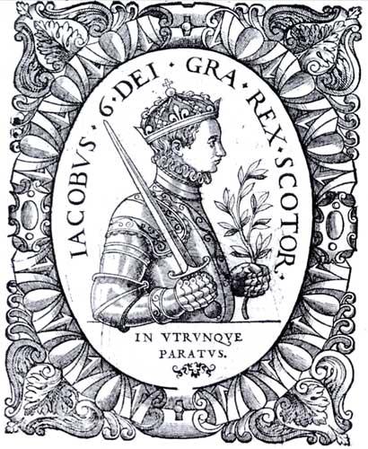 Jacques VI, roi d'Ecosse