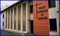 Eglise évangélique de Pentecôte à Narbonne