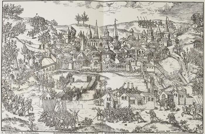 Le Siège de Poitiers, juillet à septembre 1569