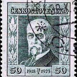 Masaryk (timbre)
