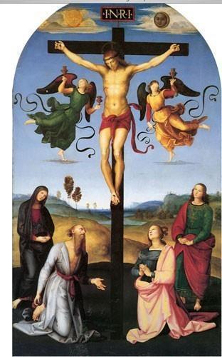Femmes au pied de la croix