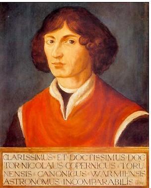 Nicolas Copernic (1474-1543)