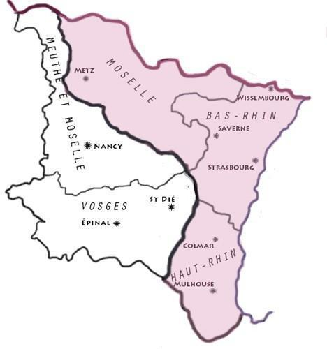The Protestant Churches Of Alsace And Lorraine Uepal Epcaal And
