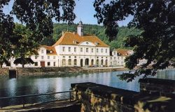 Hôtel de ville de Bad Karlshafen (Hesse)