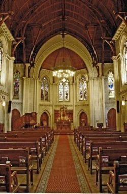 Église luthérienne de Saint-Jean (intérieur)