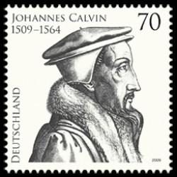 Timbre Calvin allemand