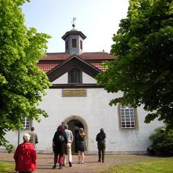 Temple huguenot de Mariendorf (prov. Hesse-Cassel)