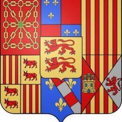 Les armoiries du royaume de Navarre