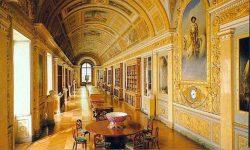 Galerie de Diane du Château de Fontainebleau (77)