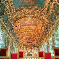 Chapelle de la Trinité du Château de Fontainebleau (77)