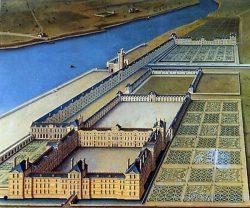 Grand dessein d'Henri IV (vers1600) Projet pour le Louvre