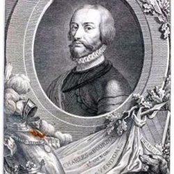 Charles de Bourbon (1489-1537) par Fragonard & Gaucher (18e)