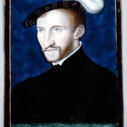 Henri d'Albret (1503–1555), Roi de Navarre par Leonard Limosin