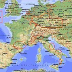 Diaspora vaudoise au Moyen-Age