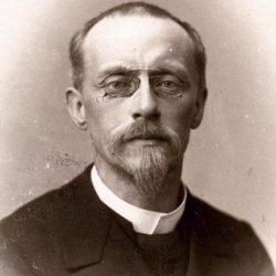 Alfred Boegner, directeur de la Société des missions de 1870 à 1912.