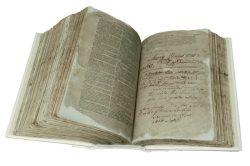 Bible annotée de Mary Jones