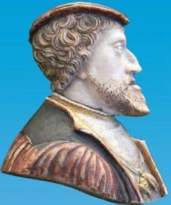 Charles Quint autour de 1530/1540