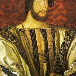 François 1er - Tableau de Jean Clouet 1527