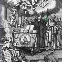 Gravure sur cuivre de 1717