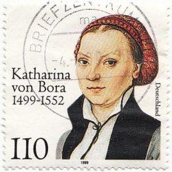 Katharina von Bora – timbre