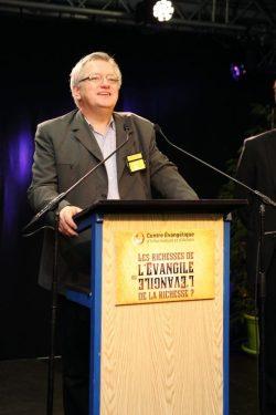 Etienne Lhermenault, Président du CNEF