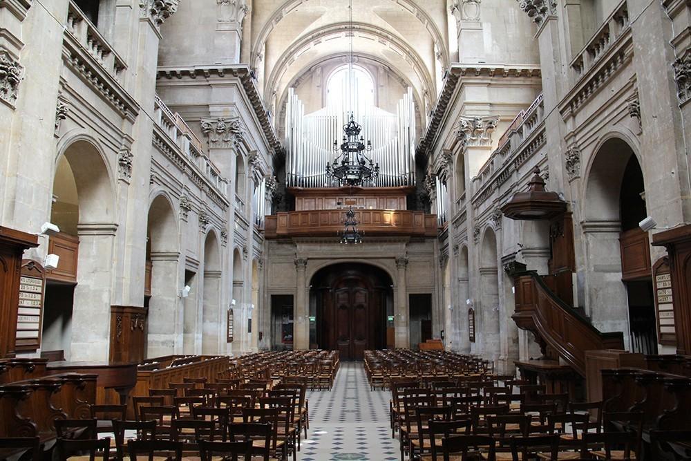 Musée virtuel du protestantismeTemples in Paris