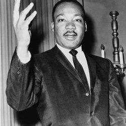 Martin Luther King. Jr (1929-1968)