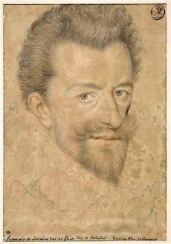 Portrait de Henri de Lorraine, duc de Guise.