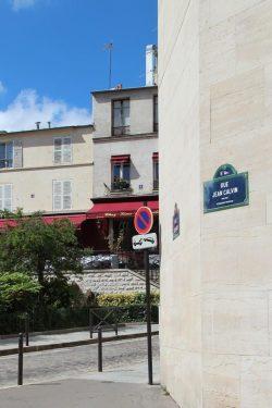 Rue Jean Calvin