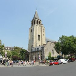 <i>Autour de Saint-Germain des Prés</i>