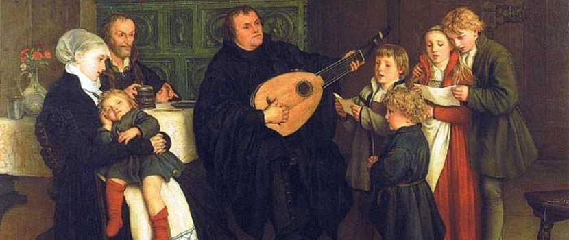 Martin Luther et la musique