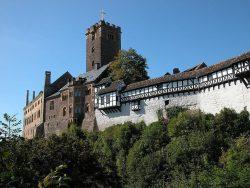 Château de Wartburg, Eisenach, Allemagne