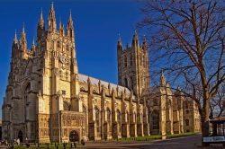 Cathédrale de Canterbury (1493)
