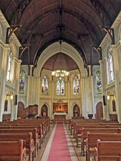 L'église luthérienne Saint-Jean à Paris