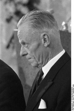 Willem Adolph Visser't Hooft (1900-1985)