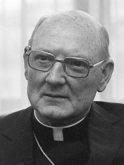 Cardinal Edward Idris Cassidy (1924)