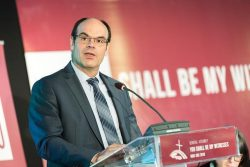 Pasteur Christian Krieger - Président élu de la CEC - 2018