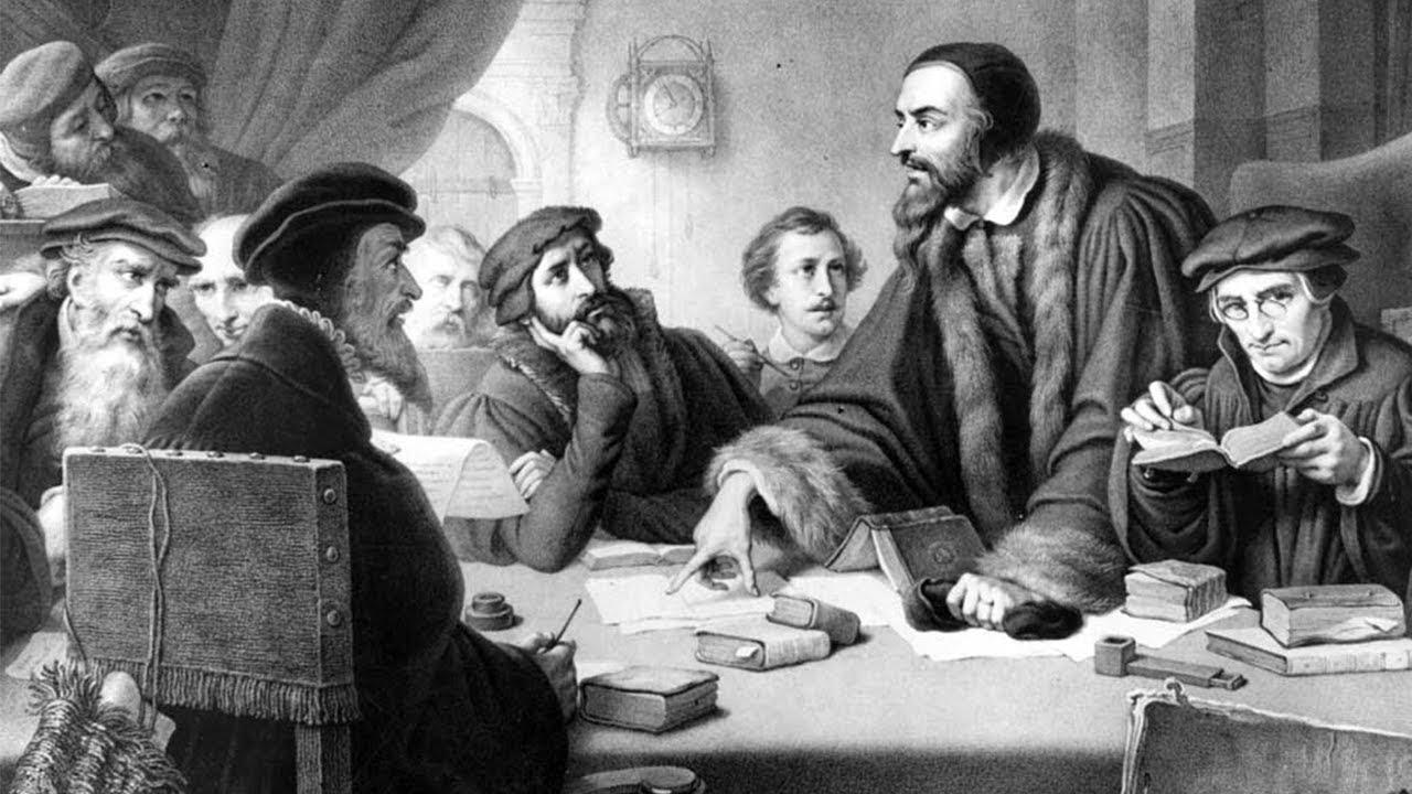 Les sources du conflit entre Calvin et Castellion. Par Vincent Schmid