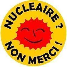 Logo of anti-nuclear movements