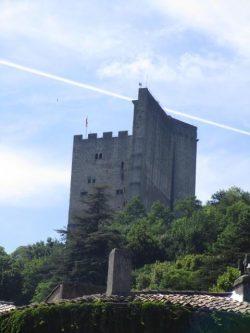 Tour de Crest, Drôme