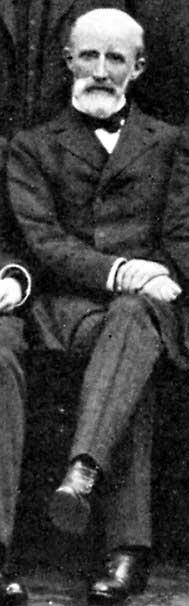 Édouard Gruner (1849-1933) - 1er président de la Fédération protestante de France