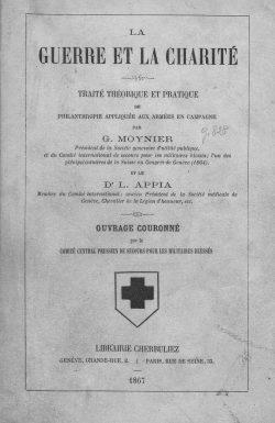 La guerre et la charité (1867)