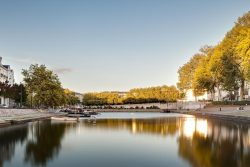 Les bords de l'Erdre, Nantes