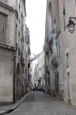 La rue des Carmélites