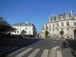 La place de l'Édit-de-Nantes
