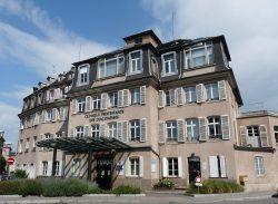 La clinique des Diaconesses, Strasbourg