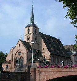 L'église Saint-Nicolas, Strasbourg