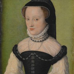 <i>Charlotte de Laval (1530-1568) épouse de Gaspard II de Coligny</i>
