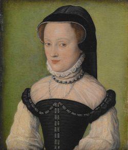 Charlotte de Laval (1530-1568) épouse de Gaspard II de Coligny
