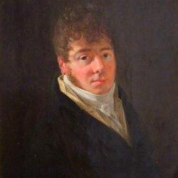 <i>Thomas Dobrée (1781-1828) Portrait réalisé en 1807</i>